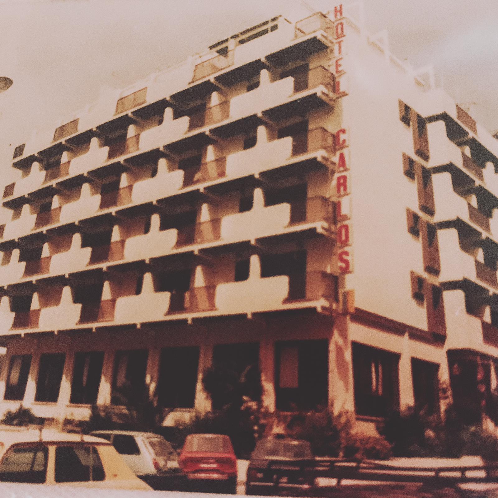 Hotel Carlos I años 70-80
