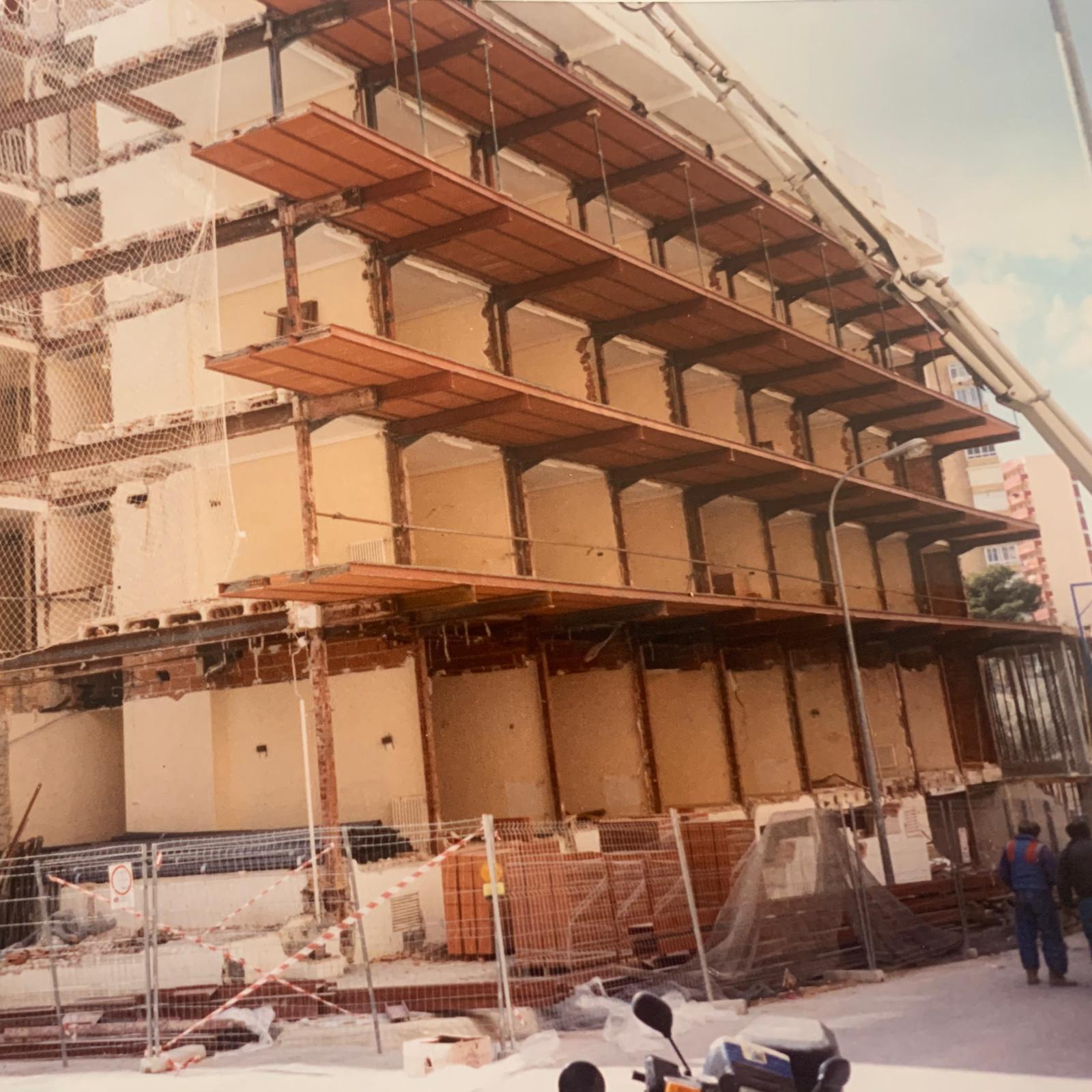 Remodelación Hotel Carlos I
